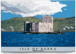 Isle of Barra: Kisimul Castle – magnet