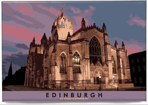 Edinburgh: St Giles Cathedral – magnet