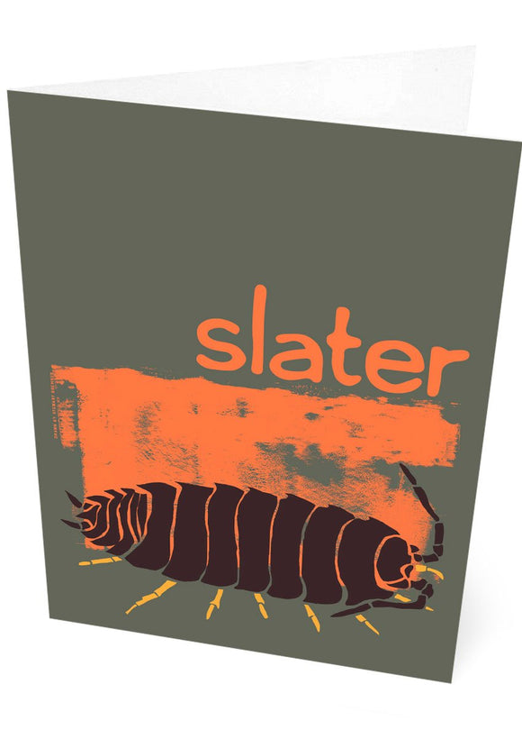 Slater – card – Indy Prints by Stewart Bremner