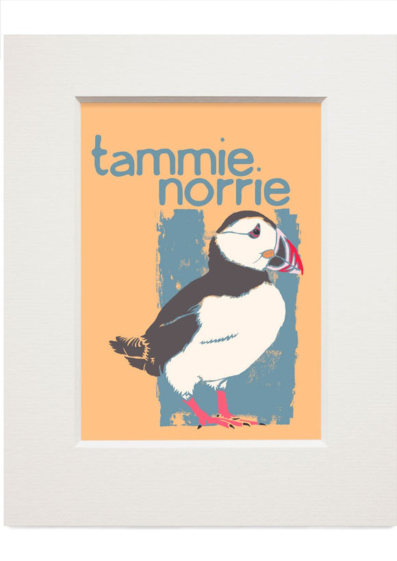 Tammie norrie – small mounted print - Indy Prints by Stewart Bremner