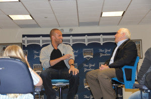 Jeter Speaks About 'Problem' in New Rochelle