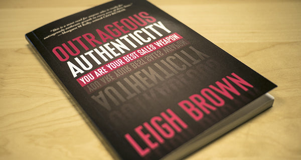 8 Questions with Leigh Brown