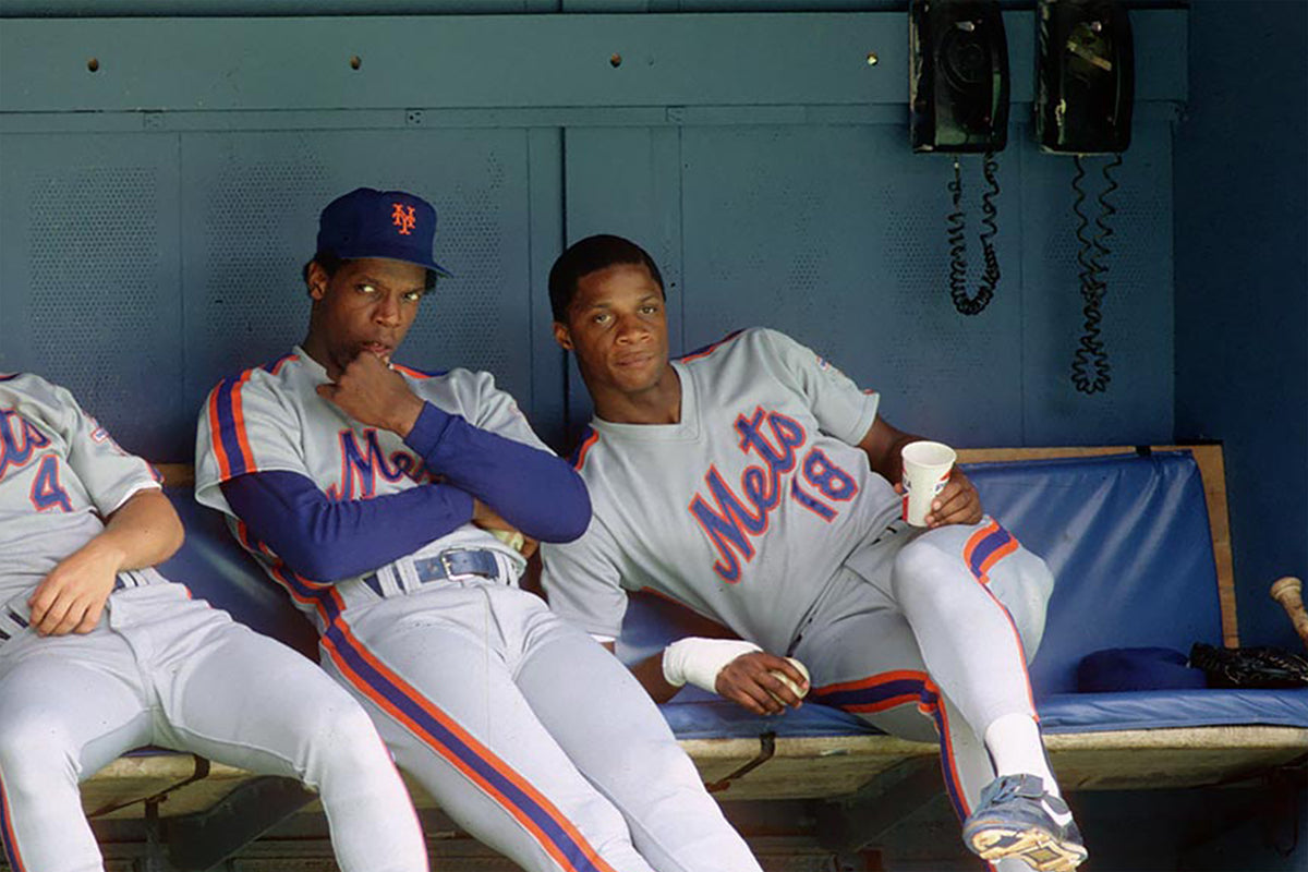 Doc and Darryl: Two New York Legends