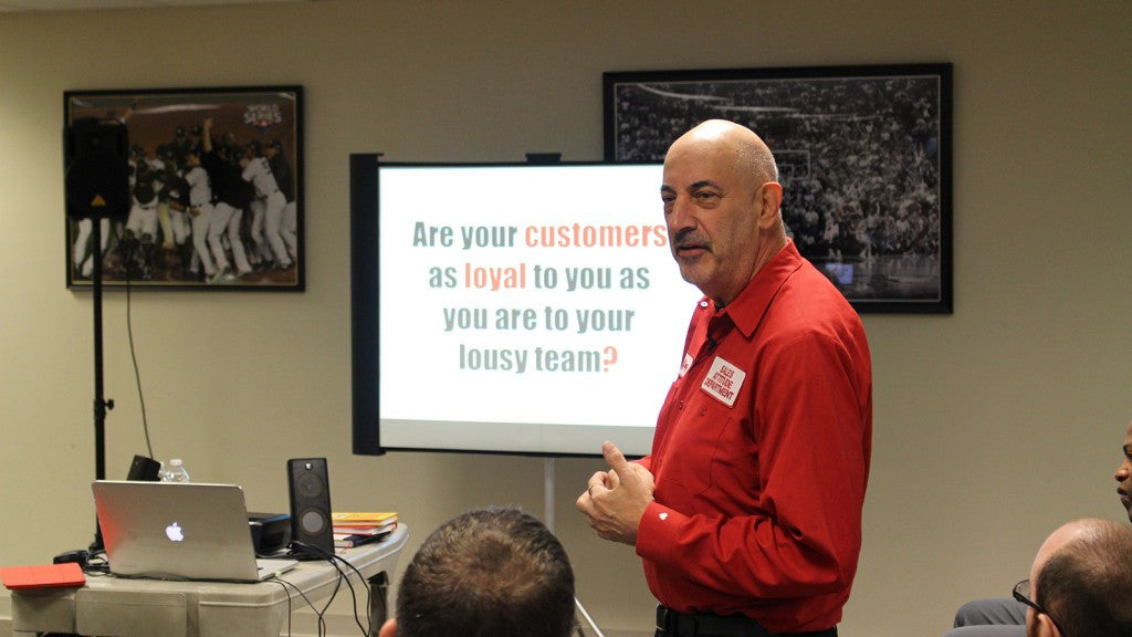 5 Must-Know Sales Tips from Jeff Gitomer