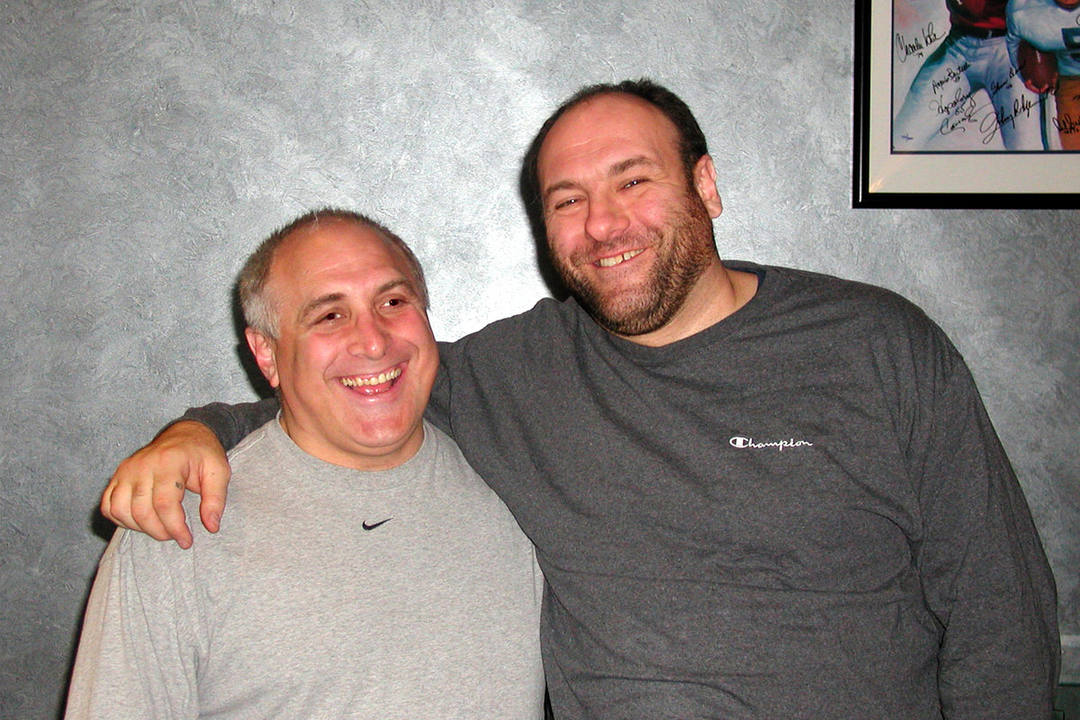 The Difference Between Tony Soprano the Character and James Gandolfini the Man was Astonishing