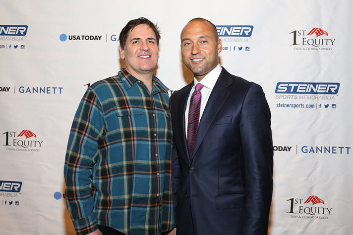 Episode #005: Mark Cuban & Derek Jeter