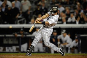 Two Things I Learned on Tuesday from Jorge Posada