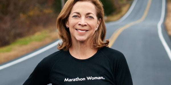 8 Questions with Kathrine Switzer