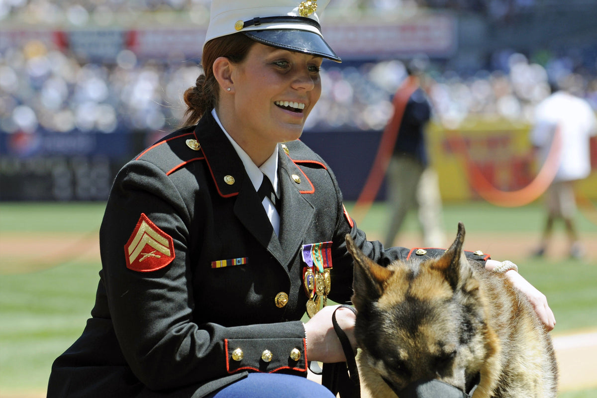 Episode #093: Megan Leavey
