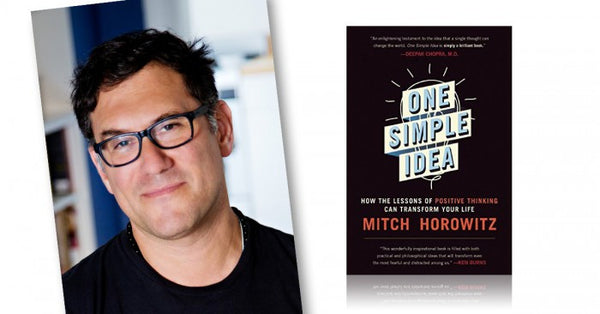 8 Questions with Mitch Horowitz