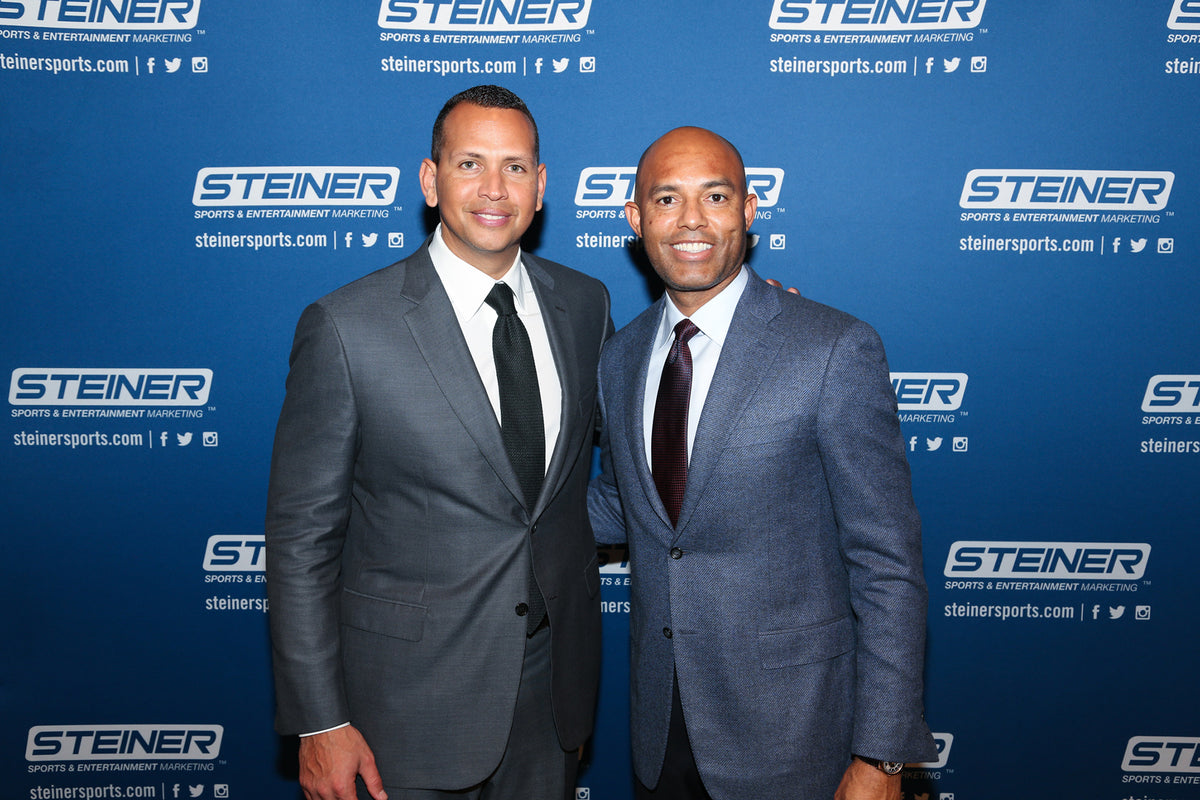 Episode #016: Alex Rodriguez & Mariano Rivera