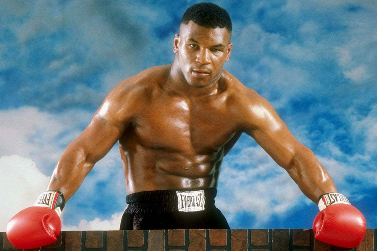 Episode #006: Mike Tyson