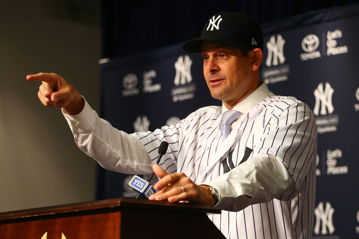 Episode #081: Aaron Boone
