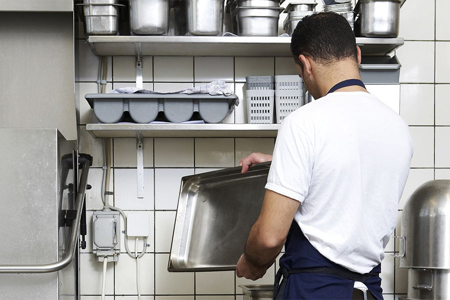 The Dishwasher Is Just As Important As The Chef