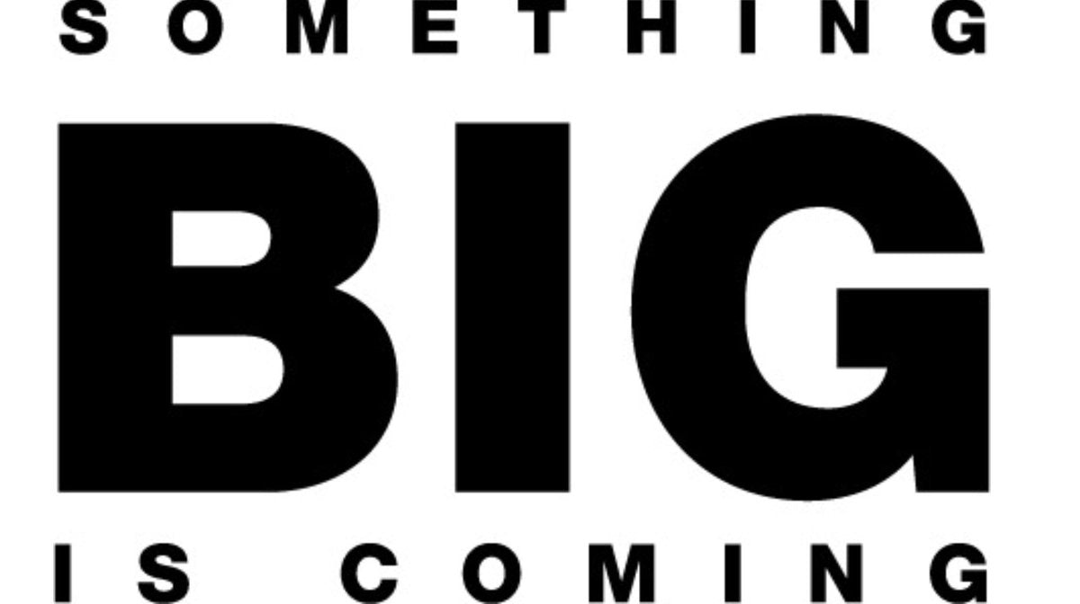 Stay Tuned - BIG Announcement Coming Soon!