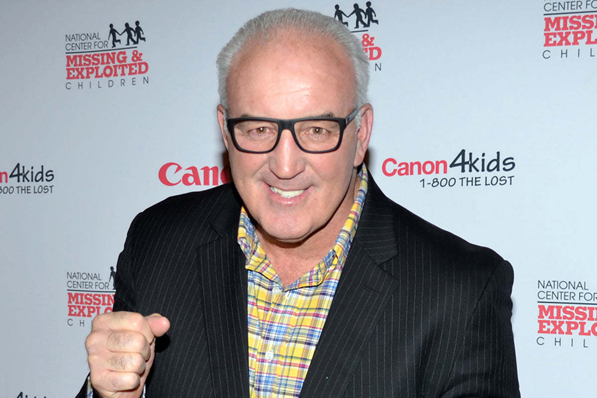 Episode #034: Gerry Cooney