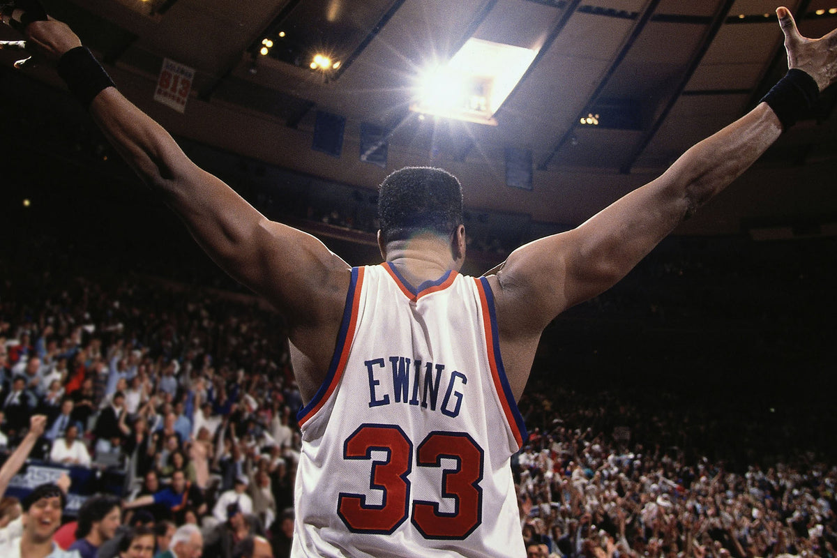 Episode #028: Patrick Ewing, David Falk, John Starks & Anthony Mason