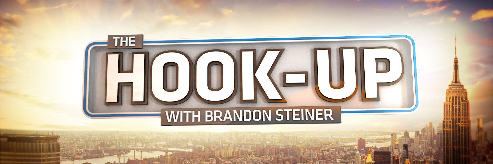 The Hook-Up with Brandon Steiner