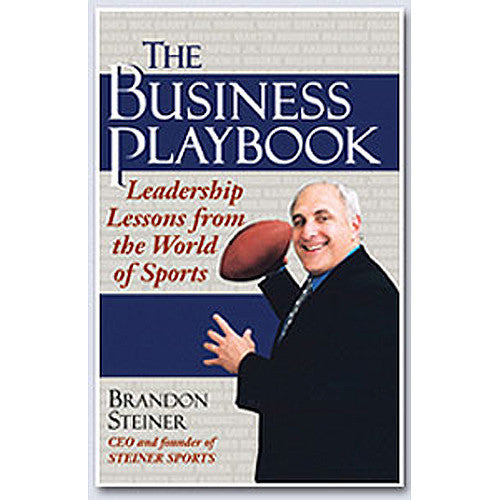 The Business Playbook by Brandon Steiner