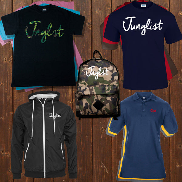 The Junglist Network Summer Collection