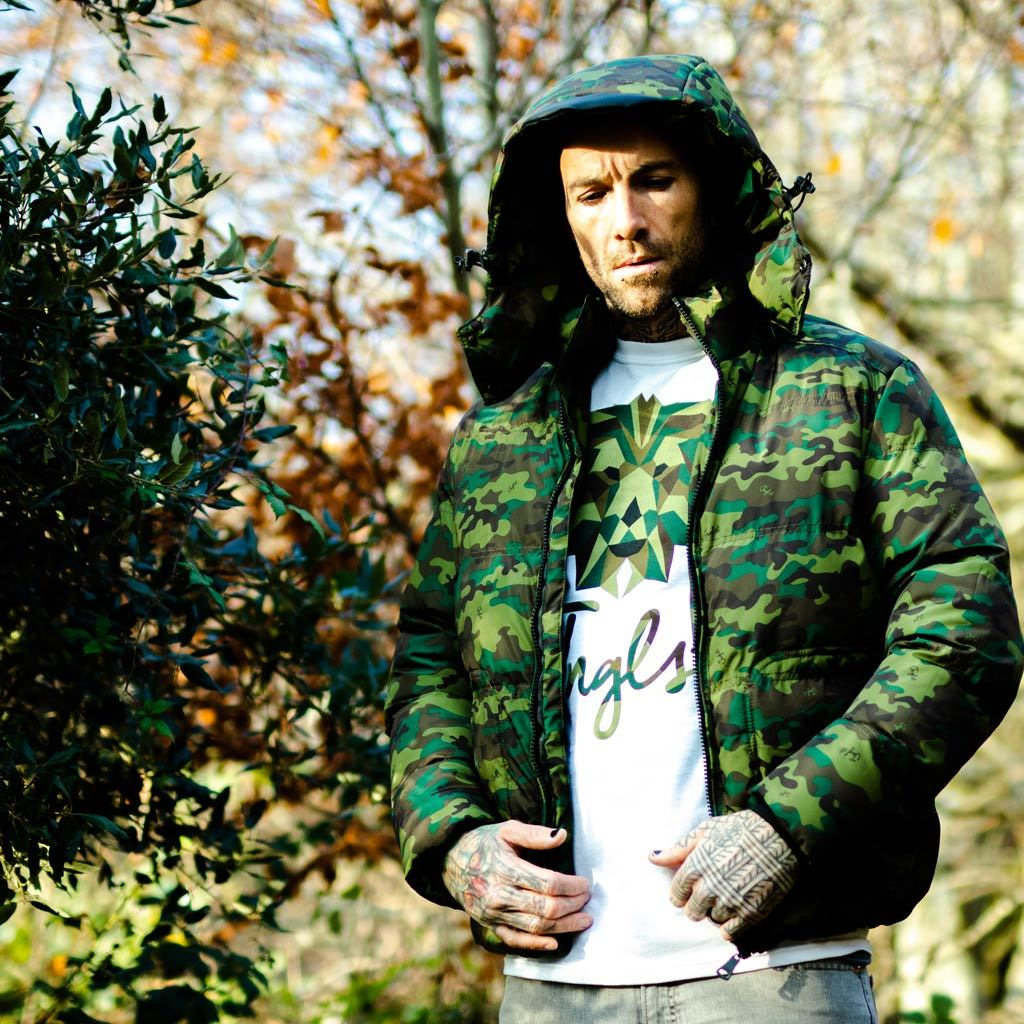 Our Range of Winter Camo Jackets