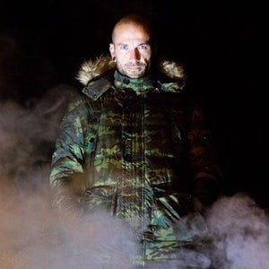 Junglist Camo Winter Jacket