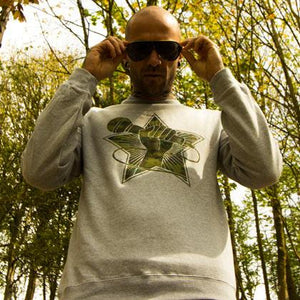 Junglist Clothing Sweatshirt Range