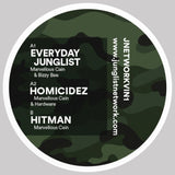 Everyday Junglist / Hitman - Marvellous Cain - 12