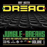 Dread Limited Edition Jungle Breaks Sampler 2 * 12