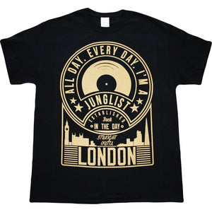 Gold All Day T-Shirt