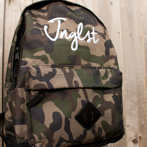 Camo Jnglst Backpack