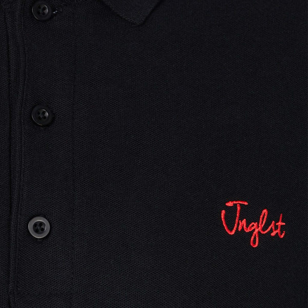 Junglist Polo Shirt close up