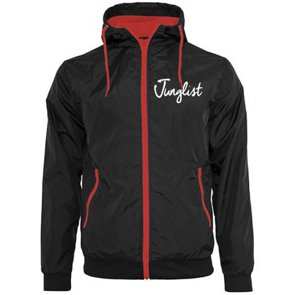Red Junglist Jacket