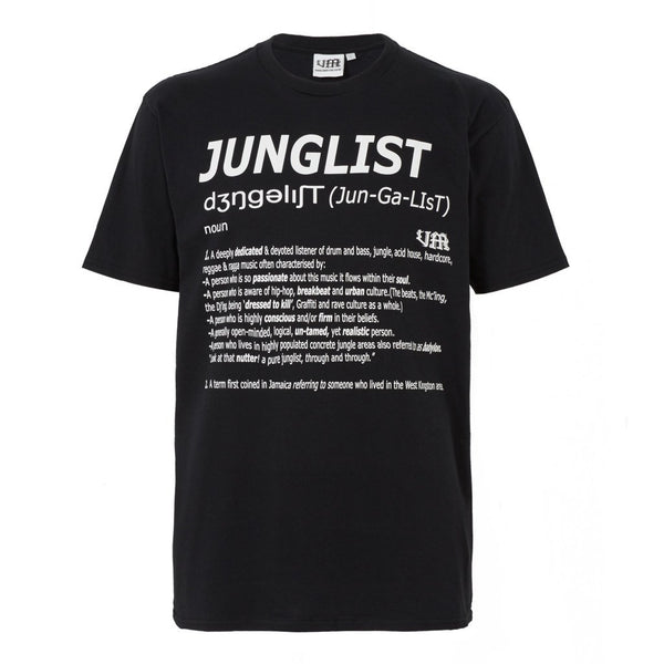 Black Definition Junglist