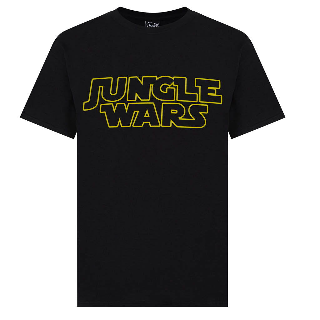 Jungle Wars Black T-Shirt