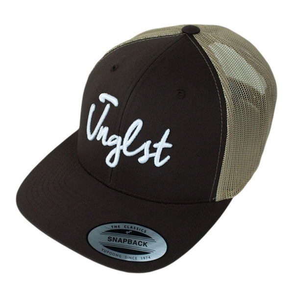 Brown trucker Jnglst