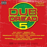 Dub Dread 5 - double vinyl - 12