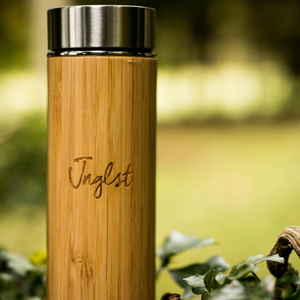 Coffee Flash made from Bamboo for Junglists