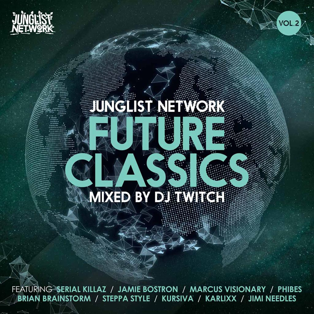 Junglist Network Future Classics Mix Album - Volume 2 - Digital Version