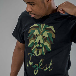 Geo the Lion New Junglist T-Shirt
