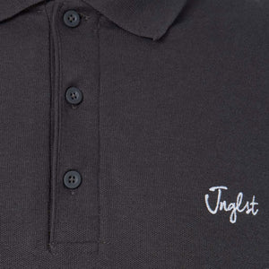 Grey Jnglst Polo Shirt