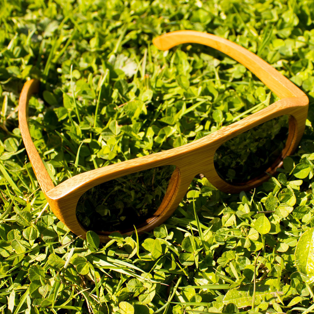 Jnglst Glasses made from Eco Bamboo