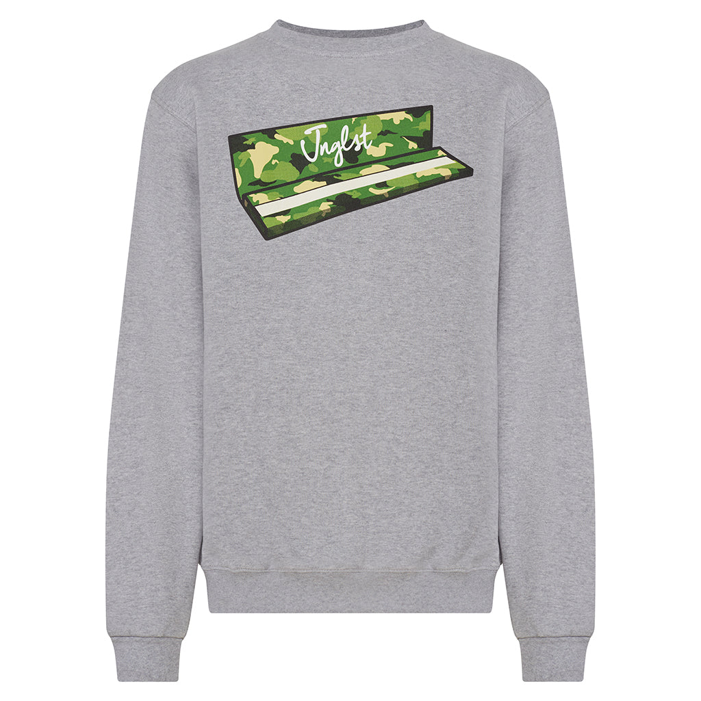 Grey Rizla Sweatshirt