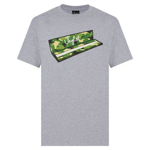 Grey Rizla Jnglst T-Shirt