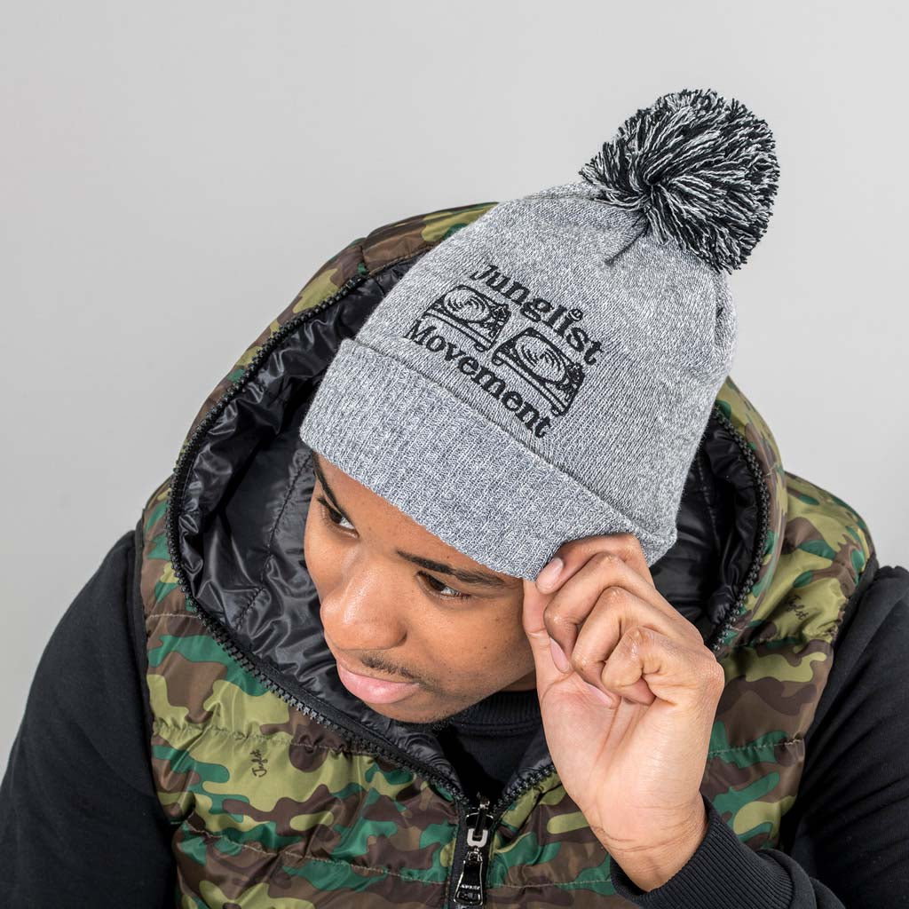 Junglist Movement Aerosoul Beanie