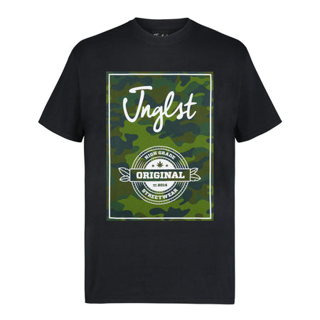 Lightweight Junglist Jacket (full black version)