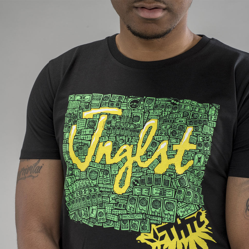 Jnglst THTC T-Shirt Close up
