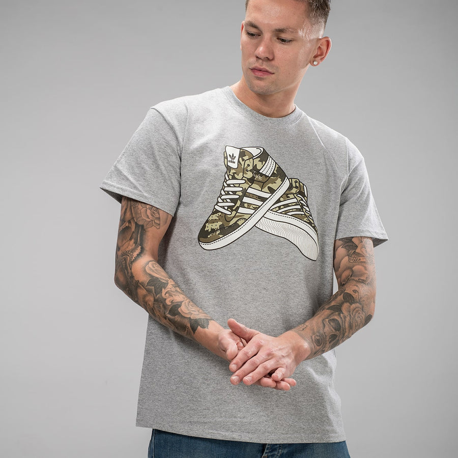 Jnglst Trainers Grey T-Shirt