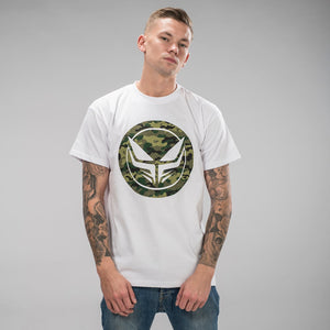 Dread Recordings Collab Camo T-Shirt