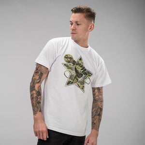 Jnglst Revolution white T-Shirt